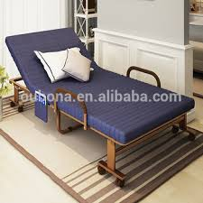 6 Sizes Rollaway Guest Bed Folding Bed Metal Frame With Cover