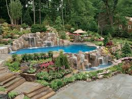 backyard ideas amazing backyard pool ideas pools images about