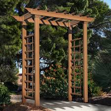 metal garden arbor lowes home outdoor decoration