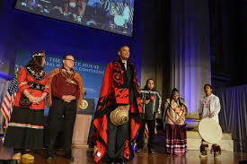 United States Tribal Nations Of by Respecting Tribal Treaty Rights Helps Preserve Indian Country