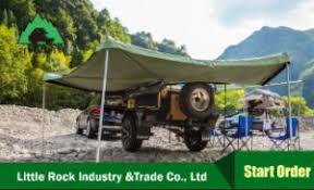 4x4 Awning China 270 Degree Car 4x4 4wd Outdoor Camping Car Shelter Foxwing
