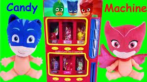 pj masks baby dolls owlette gekko romeo catboy vending