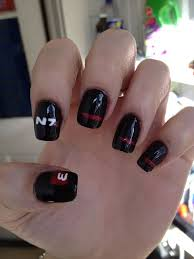 79 best gamer nail art images on pinterest nailart nail ideas