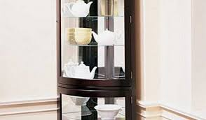cabinet corner chinainet ikea modern curio for elegant home