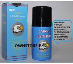 original largo 350000 men long time delay spray with advance