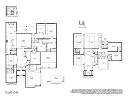 8092 plan floor plan at newman village renaissance in frisco tx