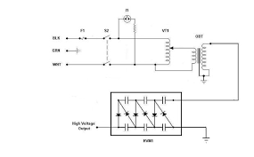 High Voltage Bench Power Supply - build a variable high voltage power supply 7 steps with pictures