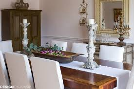 Country French Dining Room Tables Elegant Dining Rooms Refining An Existing Space