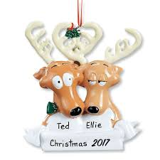 reindeer family ornament current catalog