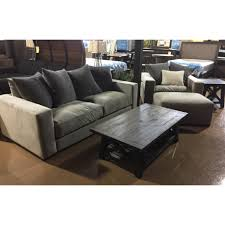 Plush Sofa Bed Plush Sofa With Upgraded Lounge Cushions Ky