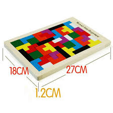 jeux en bois pour enfants aliexpress com acheter jouets en bois pour enfants tetris
