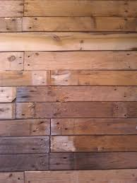 in my diy wood plank wall made out of scrap pallets