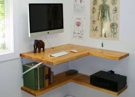 How To Build A Wall Mounted Desk Short On Space Try These Compact Home Office Desks Wall