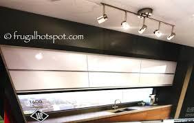 Costco Led Light Fixture Vanity Bathroom Costco Sale Artika Reflexion 5 Light Led Track