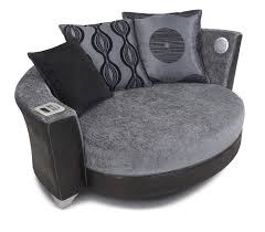 Raymour And Flanigan Chaise Living Room Comfortable Cuddler Sofa For Elegant Living Room