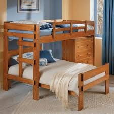 l shaped bunk beds with desk l shaped bunk beds you ll love wayfair ca