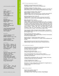 Resume For Architecture Internship Awesome Collection Of Sample Resume For Ojt Architecture Student