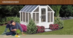 Garages That Look Like Barns Greenhouses For Sale Prefab Greenhouse Sunset Barns