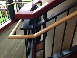 Banister Pole Round Handrail 2 U2033 Rh2 Stair Parts Com