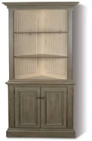 corner cabinet living room country classical painted furniture heritage corner cabinet