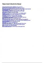 manual nissan grand livina pdf wordpress com mafiadoc com