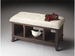 storage bench or bed bench