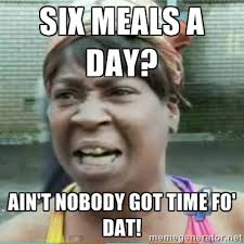Fasting Meme - intermittent fasting the easy three meal plan