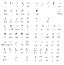 japanese language 日本語