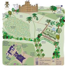 Oxford England Map by Planning Your Visit To Highclere Castle Hampshire Berkshire