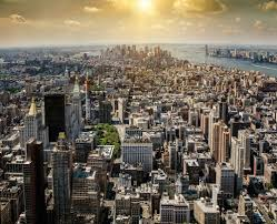 new york from above wall mural new york from above wallpaper new york from above wall mural photo wallpaper