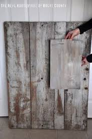 Restoring Barn Wood How To Make Faux Barn Wood Crafts Pinterest Barn Wood Barn
