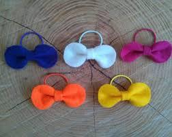 ribbon hair bands elastic hair bands etsy