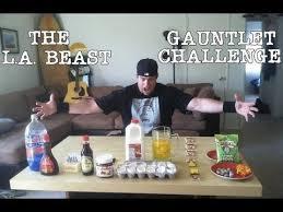 Challenge La Beast The L A Beast Gauntlet Challenge