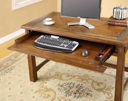 Riverside Home Office Furniture Craftsman Home Oak Writing Desk By Riverside Furniture Stuff To