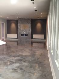 Modern Concrete Floors Home Design Interior And Exterior Spirit - Concrete home floors