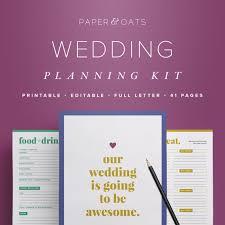 wedding planner tools oak favorites paper wedding planners tools oak