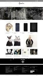 fashion e shop fashion e commerce responsive web design dezignation