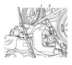 repair instructions on vehicle engine mount vacuum hose