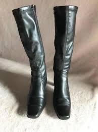 womens boots geelong black small heel boots s shoes gumtree australia geelong