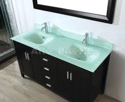 Vanity Bathroom Tops Glass Vanity Tops For Bathrooms Timetotime Me
