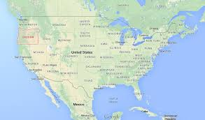map usa oregon where is oregon on map usa world easy guides