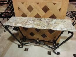 Quartz Console Table Sofa Table Design Wrought Iron Sofa Table Astonishing Traditional