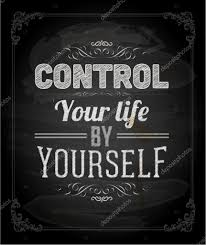 Design By Yourself by Control Your Life By Yourself