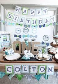 baby boy 1st birthday themes birthday boy decorations boy birthday decorations 1st