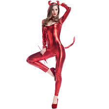 Halloween Costume Devil Woman Buy Wholesale Halloween Devil Tail China Halloween