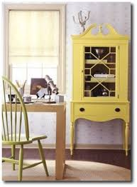 17 best english yellow chalk paint projects images on pinterest