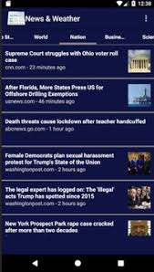 news weather apk news weather apk free news magazines app for
