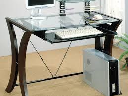 full size of desk glass desk with shelves fascinate glass writing table desk shining glass