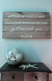 Wedding Gift Destination Wedding Best 25 Beach Wedding Signs Ideas On Pinterest Starfish Wedding