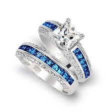 sapphire engagement rings meaning wedding rings sapphire wedding sets white sapphire wedding ring
